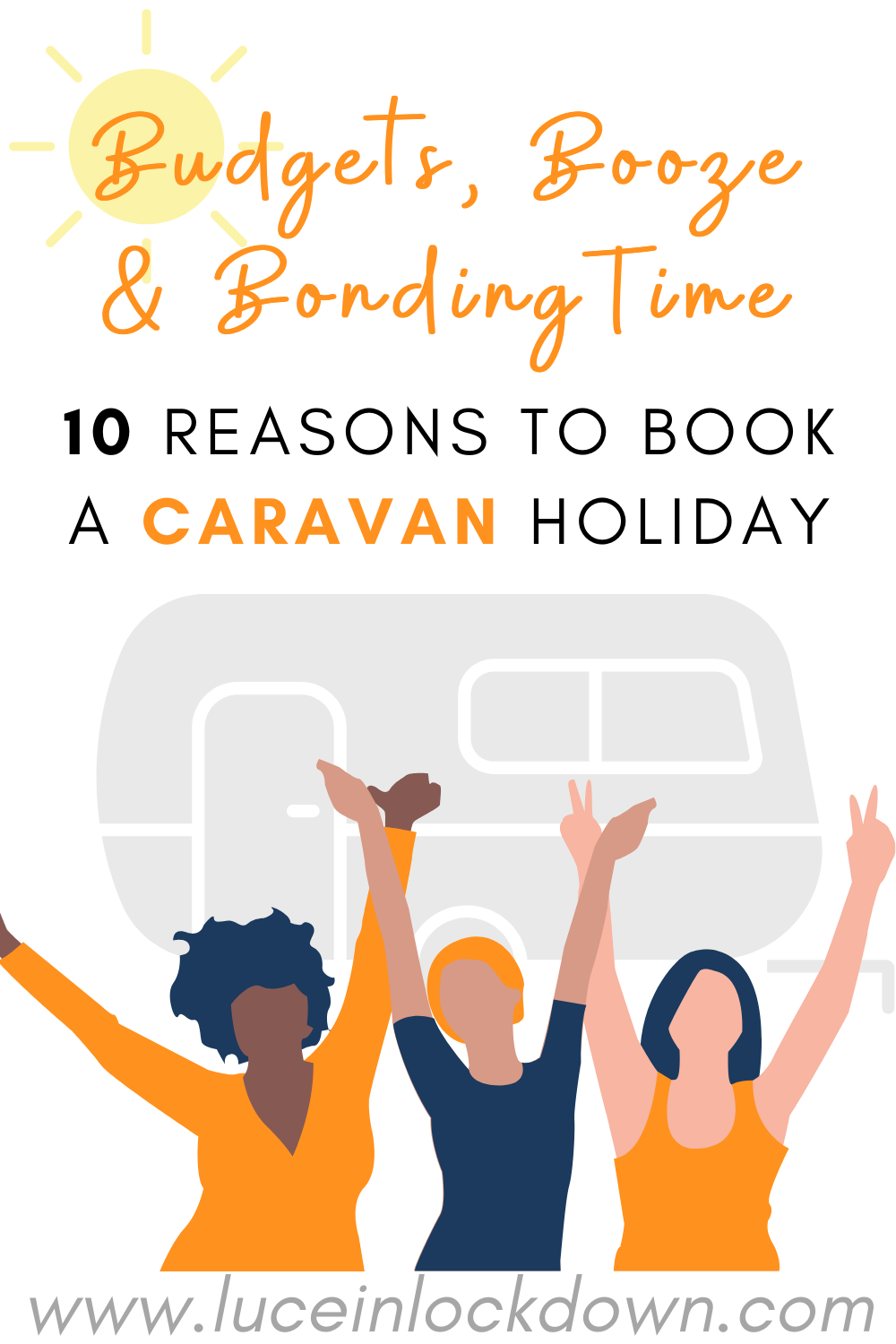 Copy of Copy of Caravan holidays - wordpress banner