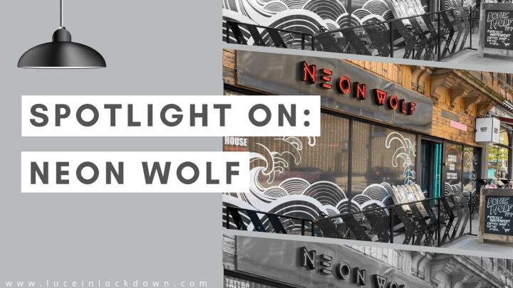 Spotlight on: NeonWolf